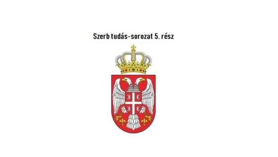 szerb tudás-sorozat 5