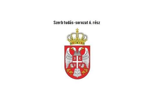 szerb tudás-sorozat 6